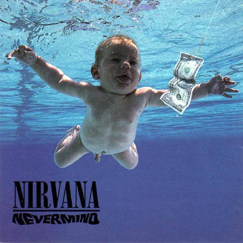 Segundo disco do Nirvana, com capa histórica de Kirk Weddle, tornou-se um símbolo dos anos 90.