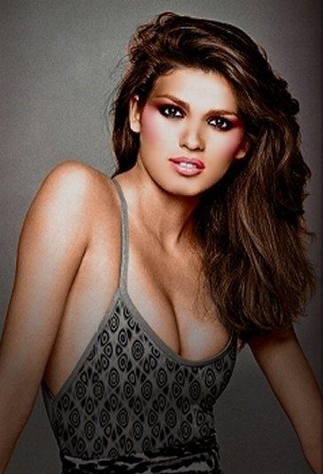 A top model Gia Carangi.