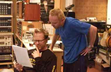 Problemas durante a gravação.
