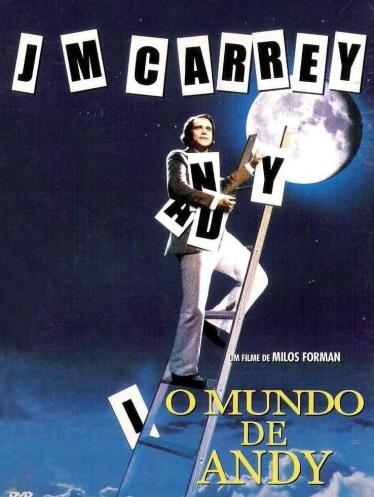 Com atuação digna de Oscar de Jim Carrey, filme retrata a controversa trajetória de Andy Kaufman.