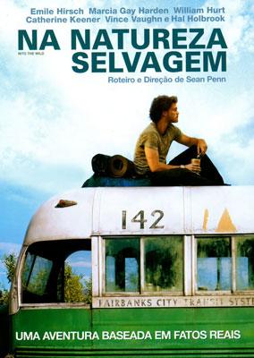 Drama dirigido por Sean Penn mostra a jornada de autoconhecimento de Chris McCandless.