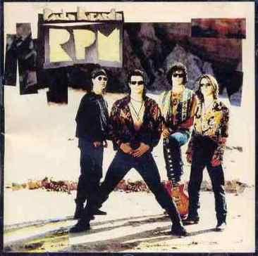 Lançado em 93, terceiro disco do RPM, traz um som mais pesado e influenciado pelo grunge.