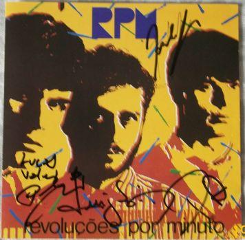 RPM autógrafado