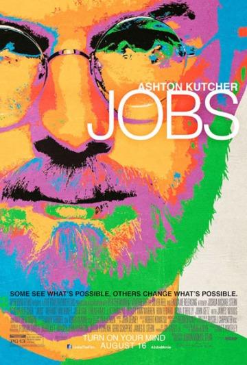 Atuação de Ashton Kutcher como o fundador da Apple impressiona pela incrível semelhança.