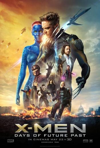 X-Men Dias de Um Futuro Esquecido