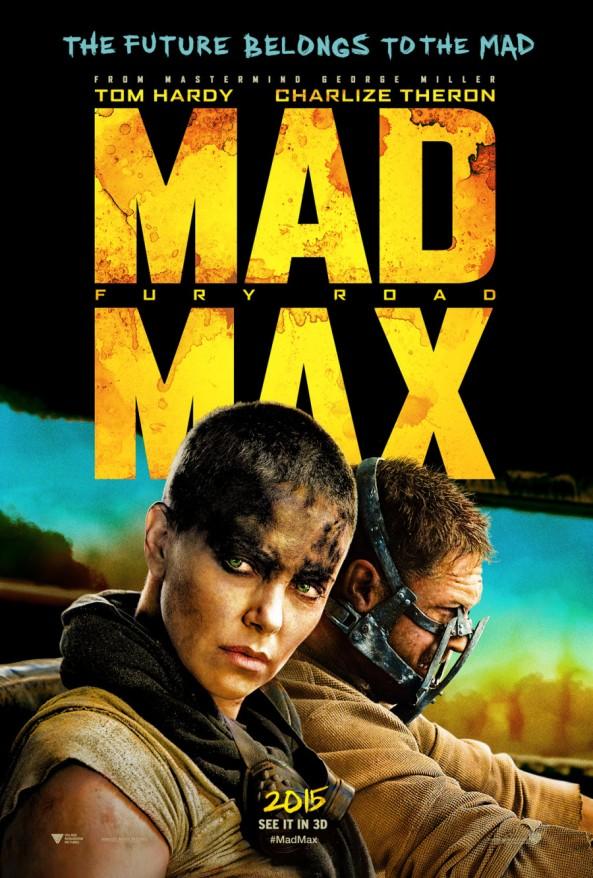 Mad Max Estrada Da Fúria