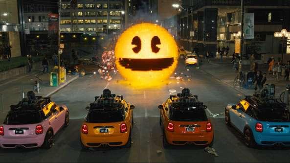 Game Time com o Pac-Man!