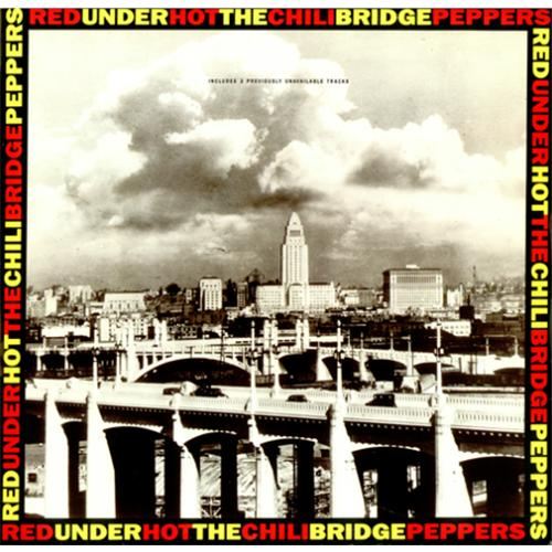 Capa do single de Under The Bridge.